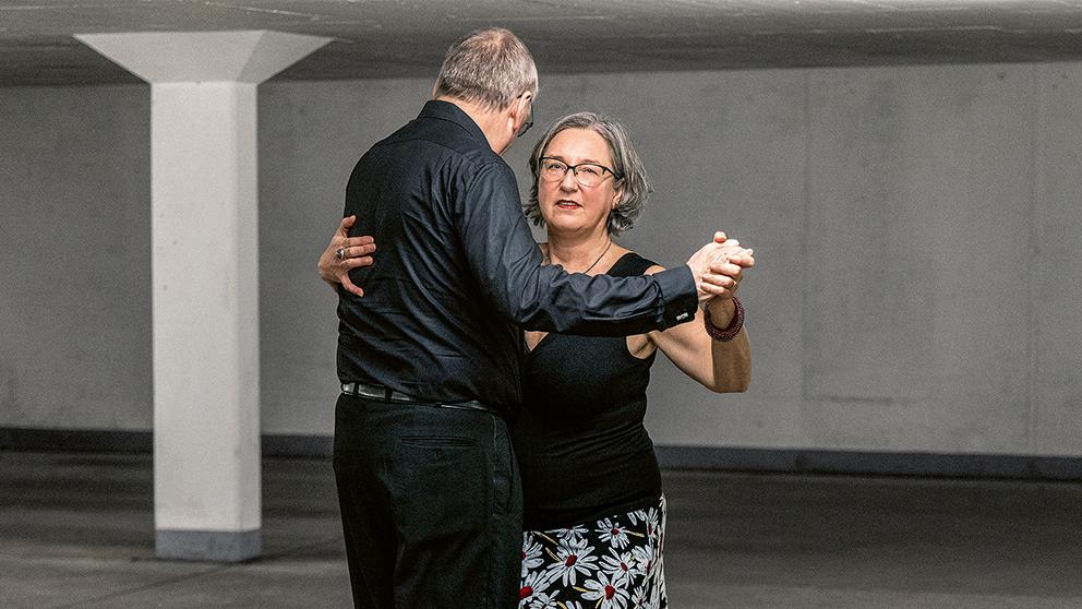 Immer für einen Tango zu haben - Alexander von Humboldt