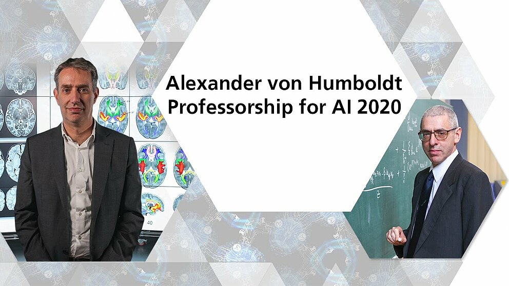 Alexander von Humboldt Professorships for Artificial Intelligence